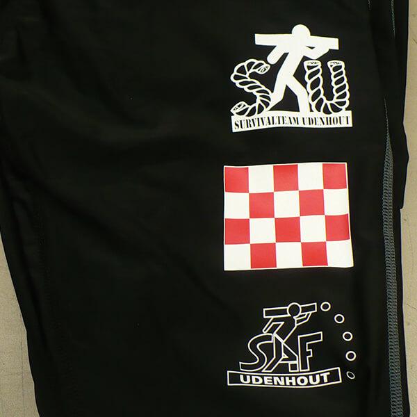 Transferdruk Broek SAF Sport Print