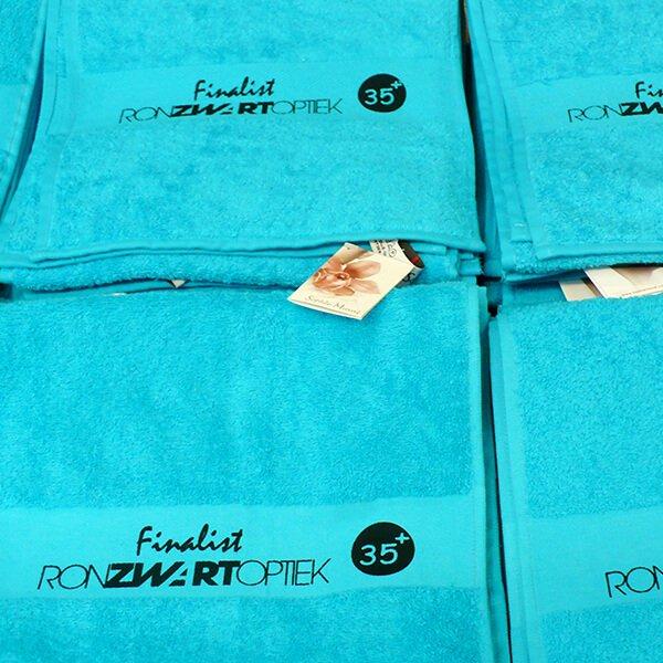 Zeefdruk Handdoek Ron Sport Print